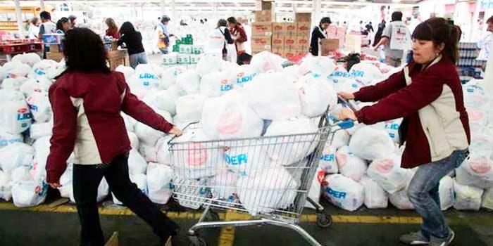 Bolsas plásticas serán eliminadas de Machalí