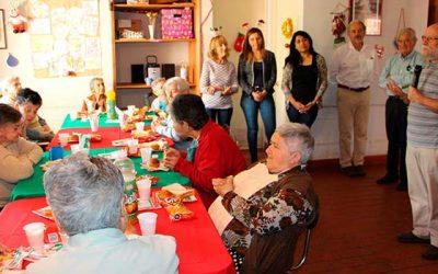 CChC lleva la Navidad a adultos mayores del Hogar San José de Rancagua