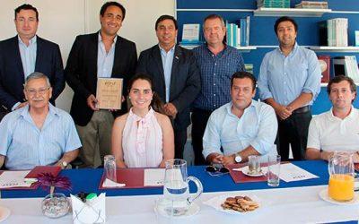 Comité de Proveedores CChC Rancagua realiza tradicional premiación al cliente destacado