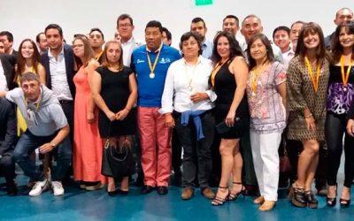 Corporación Municipal de Deportes de Rancagua dio cierre a exitoso año de labor