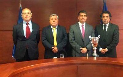 Corte de Apelaciones de Rancagua define integración de salas y presidencia para 2018