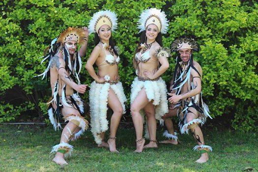 Danza folclórica chilena en Colombia