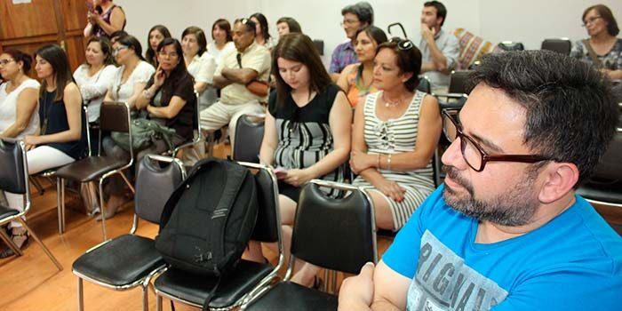 Docentes de OHiggins se capacitan en Educación Musical gracias a proyecto FAE