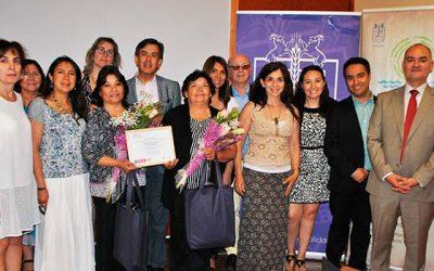 Empresaria de Las Cabras recibe reconocimiento en el marco del concurso Mujer Empresaria Turística 2017
