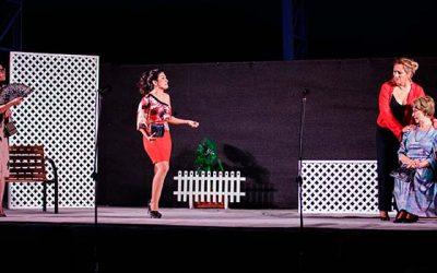 En Requínoa comienza la nueva versión del teatro itinerante de Agrosuper