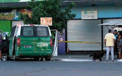 Encuentran muerta a mujer frente al Mercado de Rancagua
