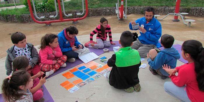 Finaliza taller de conciencia medioambiental con niños de Población Rienzi Valencia