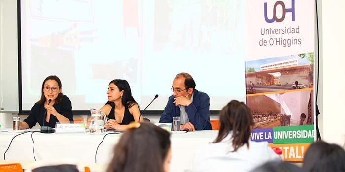Foro de la Universidad de OHiggins reflexiona sobre la historia de la educación infantil en Chile