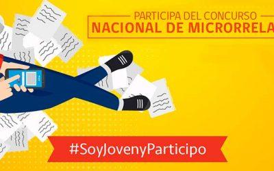 Injuv lanza el concurso de microrrelatos #SoyJovenYParticipo