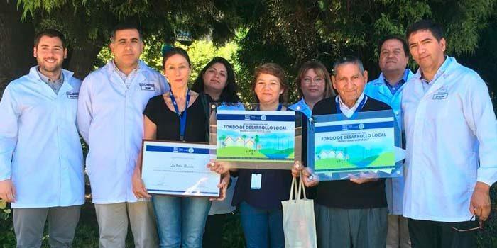 Junta de vecinos de Los Ángeles gana Premio Henri Nestlé para instalar su primer punto verde
