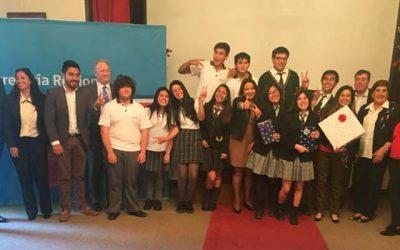 Masiva participación de estudiantes de la región en concurso Mi energía tu energía