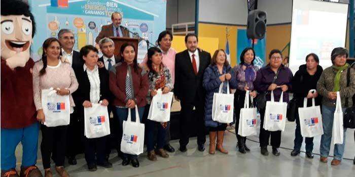 Programa Mi hogar eficiente llega a todas las comunas de la sexta región