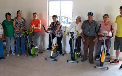 Proyecto de equidad en salud rural beneficio a vecinos del sector de Quinahue