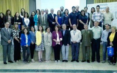 Reconocen labor de Consejos Comunales de Seguridad para la prevención de delitos y violencias