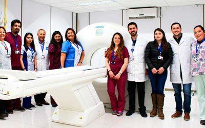 Resultados más rápidos y con mayor efectividad otorga el servicio de Imagenología del Hospital San Fernando