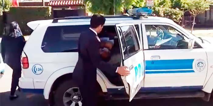 Roban casa en Machalí haciéndose pasar por policías