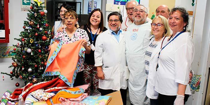 Rotary Club realiza donación al Servicio de Neonatología del Hospital de San Fernando