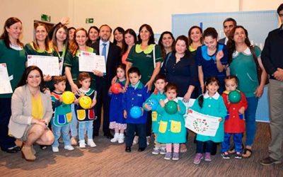 Salud Machalí fomenta compromiso de la sala cuna y jardín infantil Nuevo Horizonte