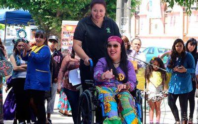 San Fernando conmemora el día mundial de las personas con capacidades diferentes