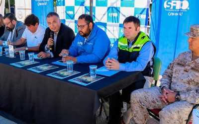 San Fernando se suma a la campaña nacional para prevenir incendios forestales