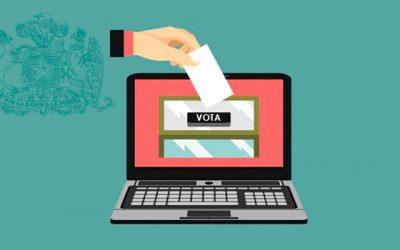 Seguridad informática: Los desafíos del voto electrónico en Chile