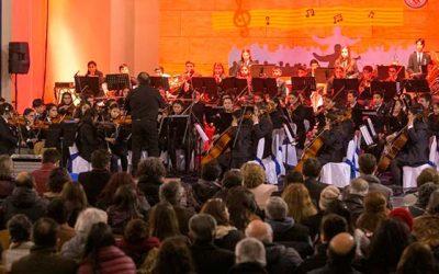 Sinfónica del Liceo Bicentenario Oscar Castro participará en importante festival internacional