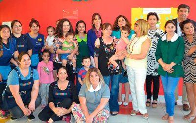 Subsecretaria Díaz recorre sexta región con buenas noticias para la Educación Parvularia
