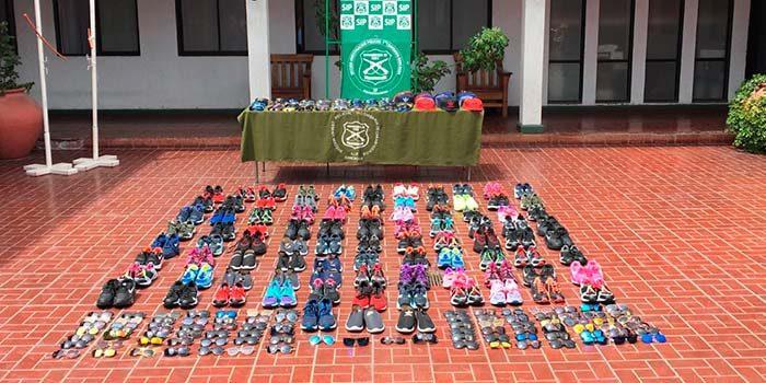 Vendían marcas falsificadas en sector Vega Baquedano de Rancagua