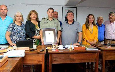Alcalde y concejales de Rengo reconocen el legado que dejan a la comunidad
