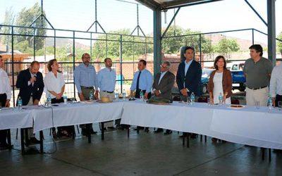 Aprueban más de 8 mil millones para instalar red de alcantarillado en Peumo y Palmilla