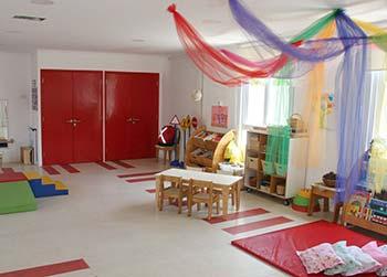 Autoridades inauguran un nuevo jardín infantil en Rancagua