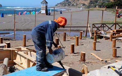 Avanzan obras para surfistas y deportistas náuticos en Matanzas