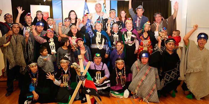 Bienes Nacionales concede terreno a agrupación mapuche We Folil