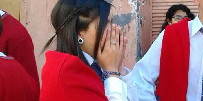 Cierre de Colegio Bernardo OHiggins deja 245 alumnos sin colegio