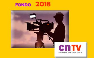 CNTV abre llamado para postular al Fondo CNTV 2018