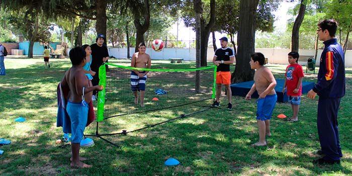 Comienza escuela de verano para alumnos con sobrepeso y obesidad de establecimientos rancagüinos