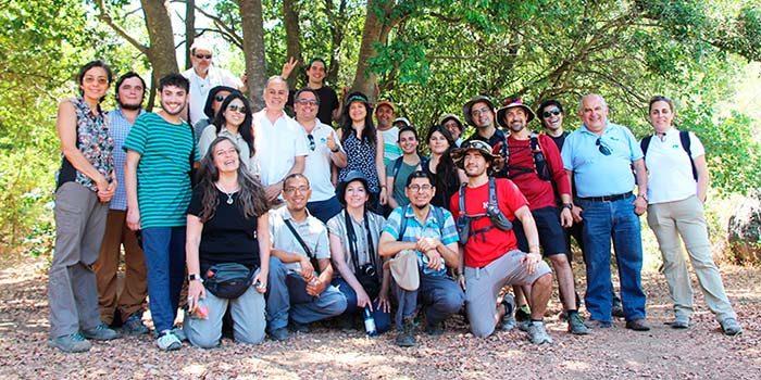 Comienza implementación del Inventario Nacional de Biodiversidad en la Sexta Región