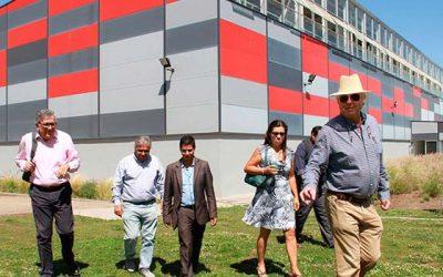 Consejeros regionales destacan el buen uso que se da a infraestructura deportiva en Rancagua