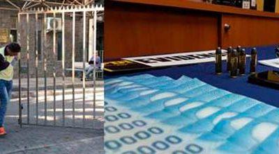 Delincuentes fueron detenidos por la PDI en pleno robo en Rancagua