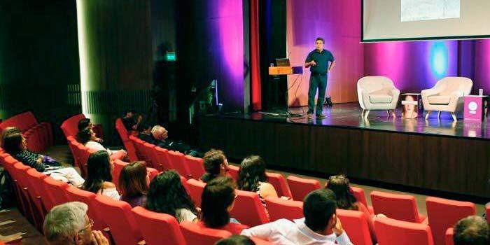 Director PAR Explora OHiggins participa en Congreso Futuro Maule