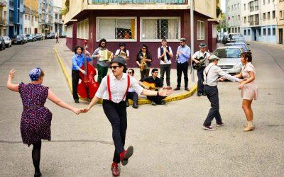 El swing, el baile de los años 30 que crece en el país