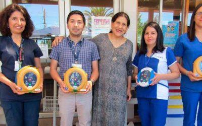Entregan moderno equipamiento médico a postas de Palmilla