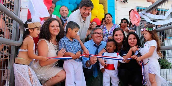 Familias de sector poniente de Rancagua mejoran calidad de vida con nuevo jardín