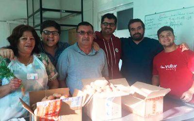 Hospital de Marchigüe produce sus propias verduras gracias al trabajo de usuarios y funcionarios
