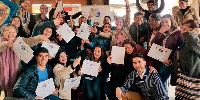 Impulsa O'Higgins extiende sus talleres y actividades para emprendedores de Rancagua