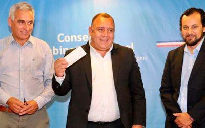 IND entrega más de $1.100 millones para Centro Deportivo Integral de Graneros