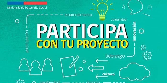 Injuv lanza fondo concursable #participa2018 por 800 millones de pesos
