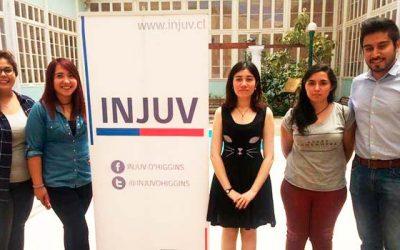Injuv OHiggins premia a jóvenes mujeres de la región que participaron en concurso de Microrrelatos