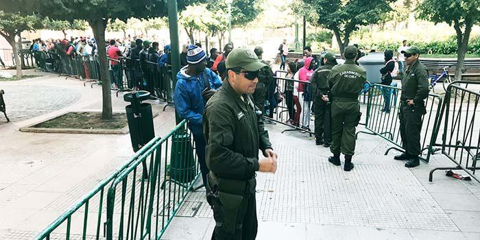 Más de 2500 migrantes inscritos en Gobernación de Cachapoal para trámites de Extranjería