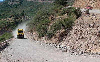 MOP solicita a Intendencia financiamiento para concretar estudio de prefactibilidad de la Ruta I-45